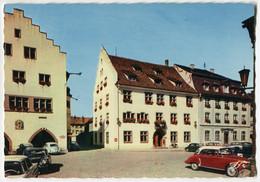 DKW 1000,Citroen DS,Porsche 356 Cabrio,VW Käfer,Villingen,Altes Und Neues Rathaus, Ungelaufen - Passenger Cars