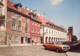 Audi 80,Warszawa,Nowe Miasto,Ulica Koscielna, Gelaufen - Passenger Cars