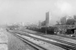 Fontenay-sous-Bois. Locomotive 131 TB. Cliché Jacques Bazin-01-06-1957 - Trains