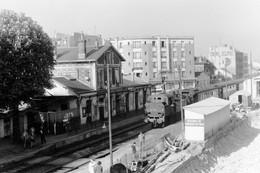 Le Parc-Saint-Maur. Locomotive 131 TB 9. Cliché Jacques Bazin-09-05-1956 - Trains