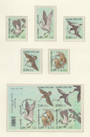 FINLAND USED MICHEL 1352/56 Watvögel - Used Stamps