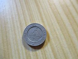 Belgique - 5 Centimes Léopold Ier 1861.N°3323. - 03. 5 Centimes