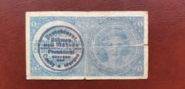 Ro 556a Böhmen Und Mähren 1 Krone 1940 Serie A040   /21.10 - WW2