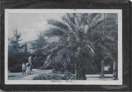 AK 0752  Abbazia - Parco / Verlag Moruzzi Um 1930 - Kroatië
