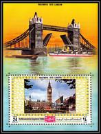 Yemen Royaume (kingdom) - 4171/ Bloc N°207 Houses Of Parliament Philympia 70 London 1970 Neuf ** MNH - Yemen