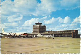 Aviation > Aerodrome - Regina - Saskatchewan - Canada - Airport - Aérodromes