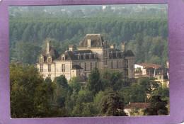 33 Château De Cadillac Vue Générale - Cadillac