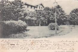 4843722Wageningen, Hotel De Wageningsche Berg. (zie Randen) - Wageningen