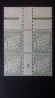 MONACO  TAXE N °1 **   MILLESIME 3 - Unused Stamps