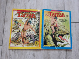 TARZAN TOMES 13 ET 14 COLLECTION APPEL DE LA JUNGLE SAGEDITION - Tarzan