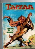 TARZAN L'ENFANT DE LA JUNGLE BD STORY SAGEDITION DAN SPIEGLE 1985 - Tarzan
