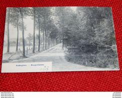 AUDERGHEM - OUDERGEM -    Rouge Cloître -   1907 - Auderghem - Oudergem
