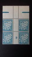 MONACO  TAXE N °6  **   MILLESIME 9 - Unused Stamps