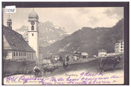 ENGELBERG - VACHES - B ( LEGER PLI VERTICAL ) - OW Obwalden