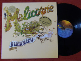 33T MALICORNE - ALMANACH - 883007 - 1976 - AVEC LIVRET - Country En Folk