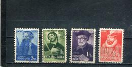 Inde Portugaise 1948 Yt 406-409 - India Portuguesa