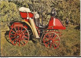 Transports Automobile Voitures Anciennes De Collection Musée Vatan Indre Delahaye 1898 Cabriolet - Voitures De Tourisme