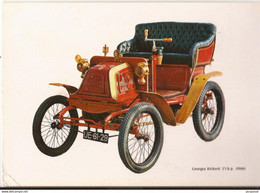 Transports Automobile Voitures Anciennes De Collection Georges Richard 3,5 HP 1900 - Voitures De Tourisme