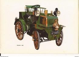 Transports Automobile Voitures Anciennes De Collection Daimler 1897 - Voitures De Tourisme