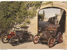 Transports Automobile Voitures Anciennes De Collection Clement F Construite Avant 1900 - Voitures De Tourisme