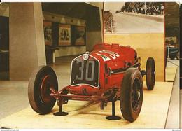 Transports Automobile Voitures Anciennes De Collection Museo Carlo Biscaretti Di Ruffia Torino Alfa Romeo P2 1930 - Voitures De Tourisme