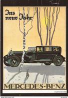 Transports Automobile Voitures Anciennes De Collection Mercedes Benz - Voitures De Tourisme