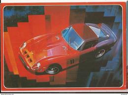 Transports Automobile Voitures Anciennes De Collection Ferrari 250 GTO 1962 Par Paul Bracq - Voitures De Tourisme