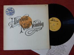 33T NEIL YOUNG - HARVEST - REPRISE 54 005 - (1972) Rééd 1975 - Rock