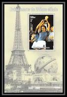 667 - Guinee - MNH ** Football (Soccer) Coupe Du Monde France 98 Laurent Blanc Bloc - 1998 – Francia