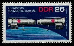 DDR 1968 Nr 1342 Postfrisch S71D81A - Ongebruikt