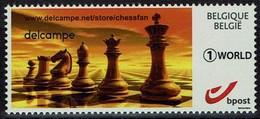 Belgien Belgium 2019 - Chessfan (world) - Schach Chess Ajedrez échecs - MiNr 4565** - Sellos Privados