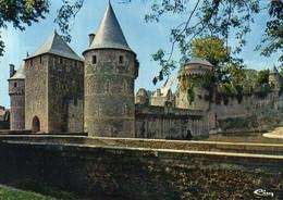 Dept 35,Ille Et Vilaine,Cpm Fougères,Le Château - Fougeres
