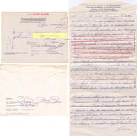 GUERRE 39-45 COR. D'un PRISONNIER AU STALAG XII-A /8 LIMBURG AN DER LAHN Rédigé Le 13-5-43 - WW II