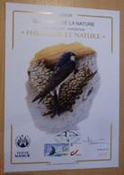 A.Buzin  A4 Genummerde Kaart 0110  Namur 2011 - 1985-.. Birds (Buzin)