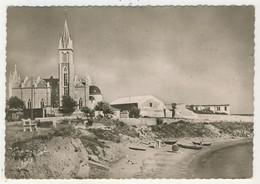 34 - Sète - La Corniche - La Chapelle Et La Plage - Sete (Cette)
