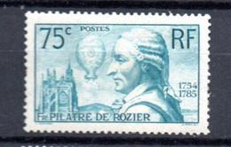 W-20 France N° 313 **  à 10 % De La Côte  A Saisir !!! - Nuevos
