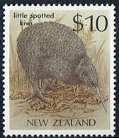 NEW ZEALAND 1989 $10 Kiwi ACS 778 MNG - Unused Stamps