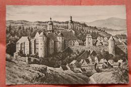 Alt-Schleusingen Um 1700 - Schleusingen