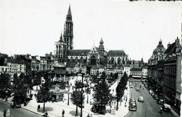 Antwerpen  Groenplaats  Oldtimers / Tram - Antwerpen