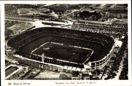 CPA Madrid Spanien, Estadio Del Real Madrid - Madrid