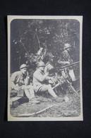 MILITARIA - Carte Photo D'un Poste De Mitrailleurs En Action - L 101437 - Materiale