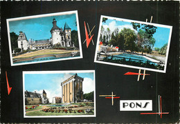 CPSM PONS  17/1537 - Pons