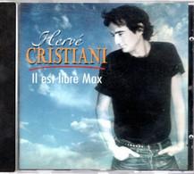 """CD  HERVE CHRISTIANI  """"Il Est Libre Max"""" - Andere - Franstalig"""