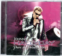 "CD  Johnny HALLYDAY  Double Cd   ""Parc Des Princes 2003"" - Andere - Franstalig"