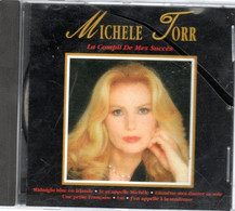 "CD  Michelle TORR   ""La Compil De Mes Succés "" - Andere - Franstalig"