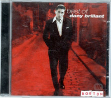 """CD  DANY BRILLANT   """"THE BEST"""" - Andere - Franstalig"""