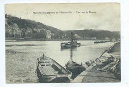 Marche Les Dames Et Mosanville ( Remorqueur Et Péniche ) - Namur
