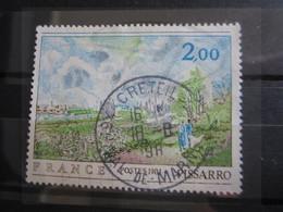 "VEND BEAU TIMBRE DE FRANCE N° 2136 , OBLITERATION "" CRETEIL "" !!! - Used Stamps"