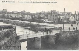 A/ 297         29      Concarneau                 Quai Peneroff - Le Pont De La Ville Close - Concarneau