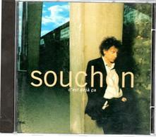 """CD  Alain SOUCHON  """"C'est Déjà çà"""" - Andere - Franstalig"""